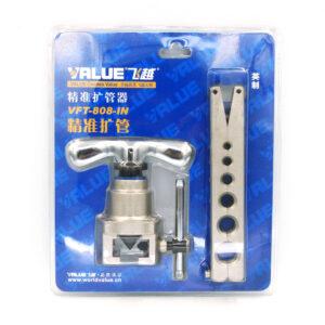 บานแฟร์ VALUE รุ่น VFT-808-IN (เฉพาะตัวบาน) บานท่อนิ้วได้ 6 ขนาด วัสดุเกรด A